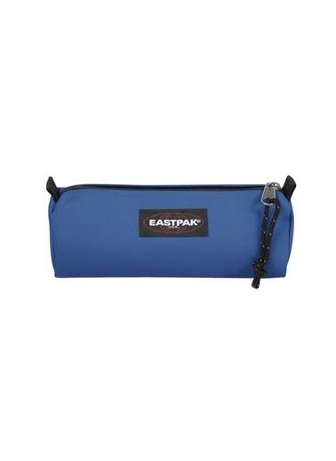Eastpak Benchmark Single Mediterranean Blue Kalem Çantası EK00037285Z1 Renkli